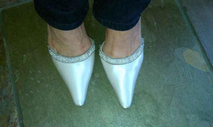 haven't seen a good shoe