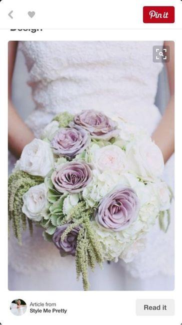 Show me your bouquet!