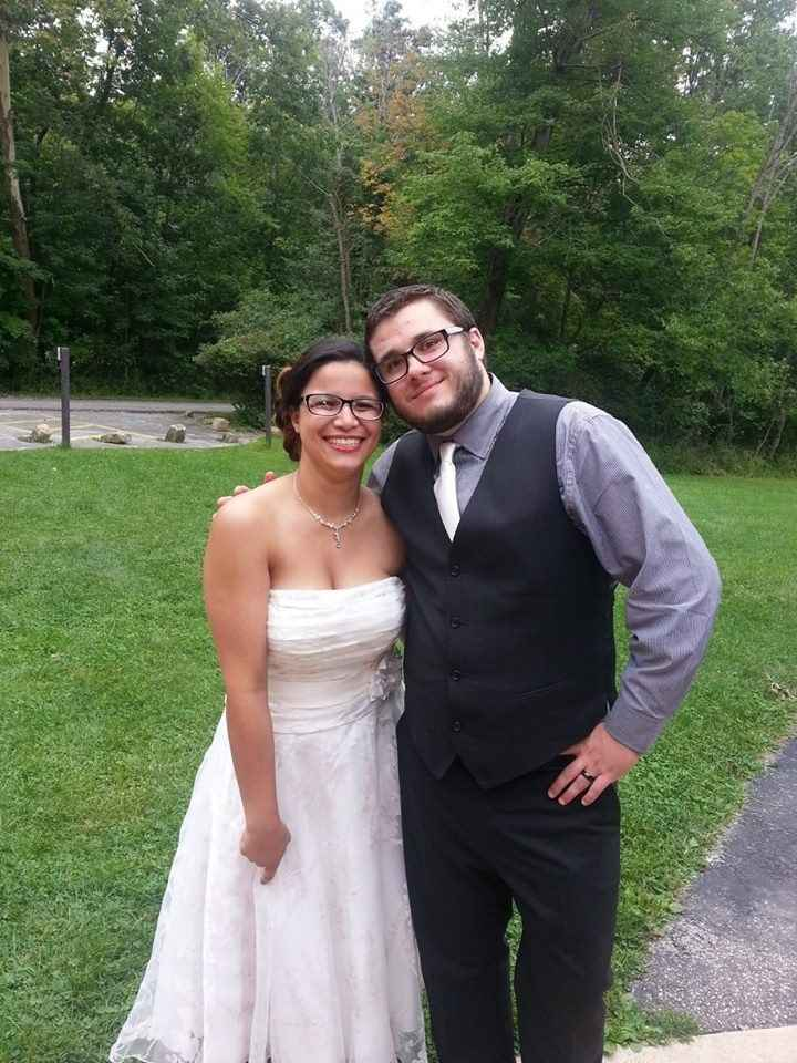 I'm married now! PRO-PIC UPDATE!!