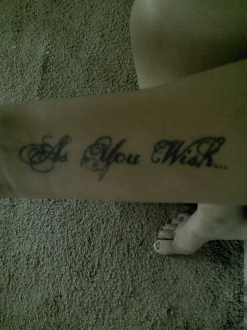 NWR - Show us your Ink!