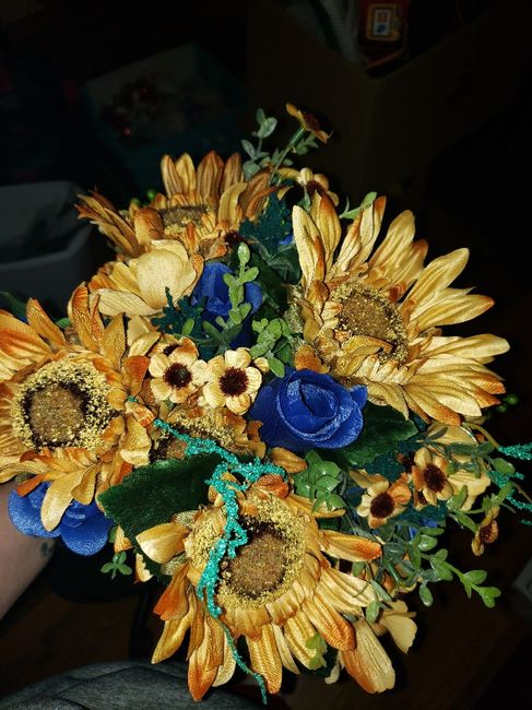 Fake Flowers? 4