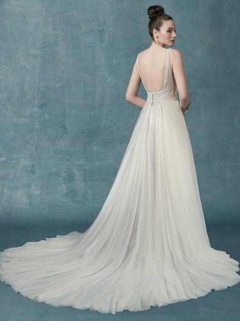 Maggie Sottero Dress - Seam Allowance? - 1
