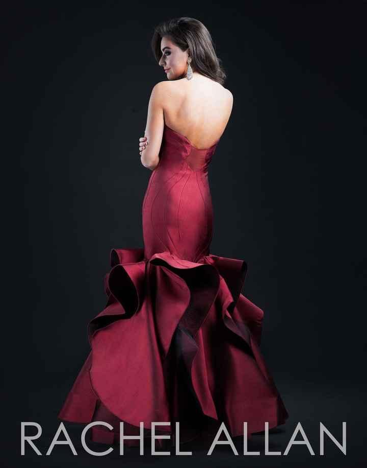 Red Wedding Dress - 2