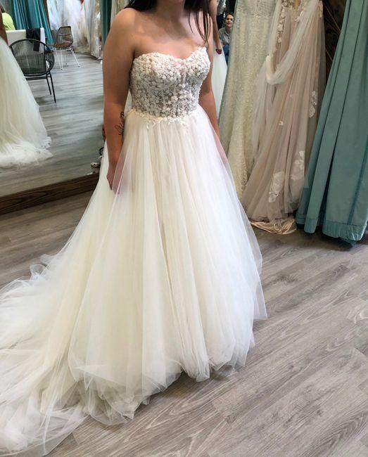 Found my dress! 1