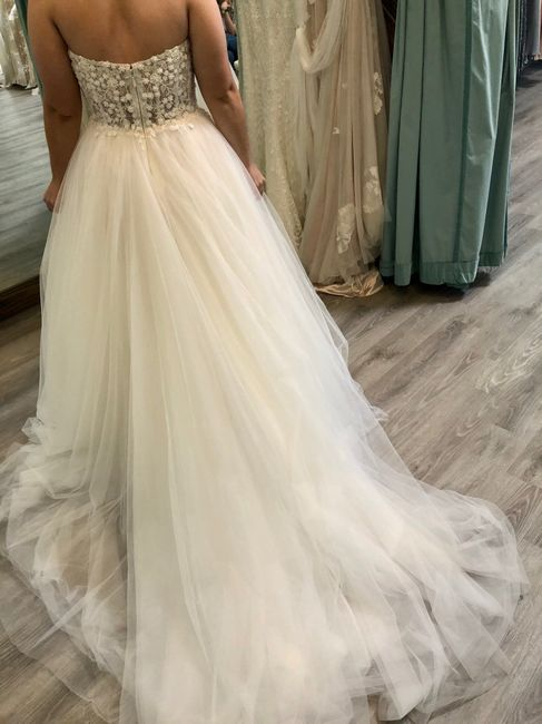 Found my dress! 2