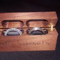 Wedding Ring Box - 1