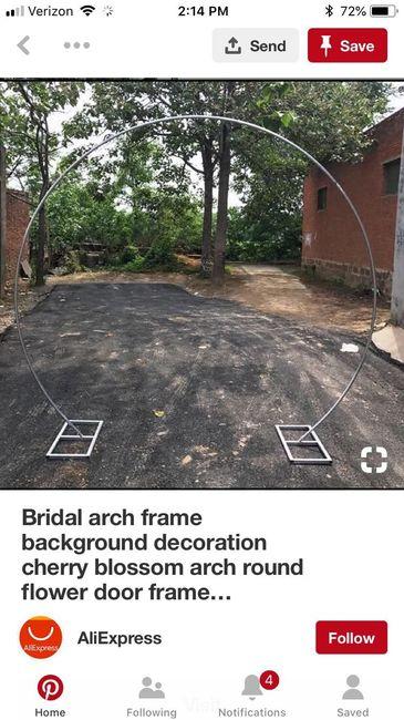 diy Round Arch 1