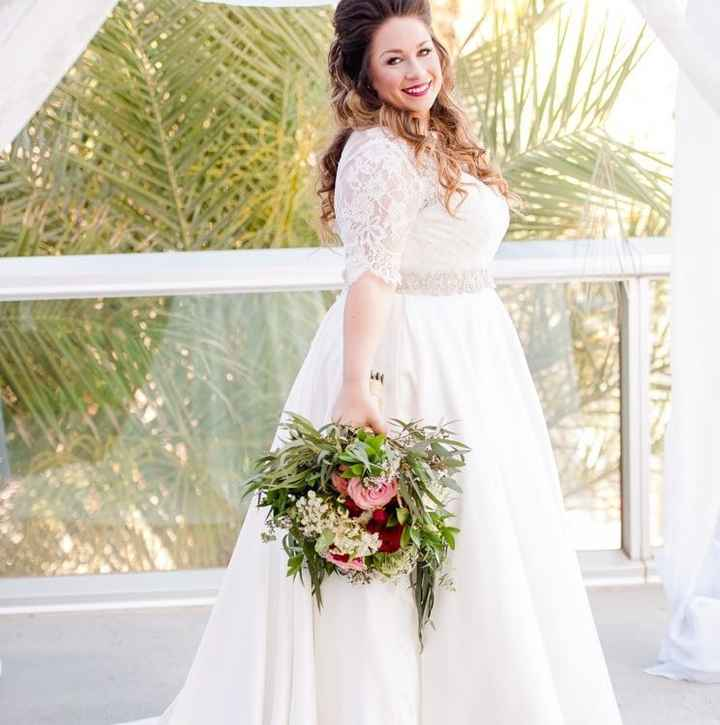 Calling All Brides Who Wore Satin Wedding Dresses Weddings Wedding Attire Wedding Forums Weddingwire