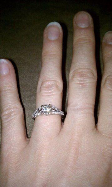 30419bae0e0fd my ring is too big, again (NWR) | Weddings, Wedding Attire | Wedding ...