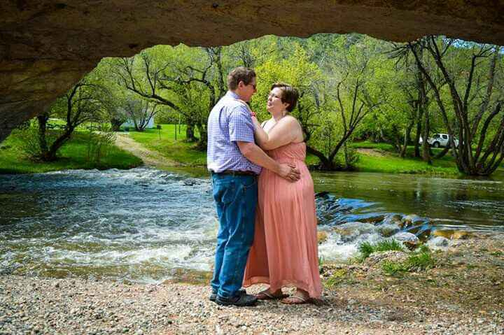 Where are you taking engagement photos? - 1