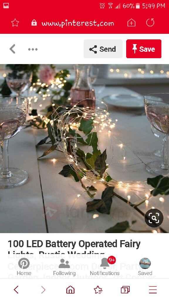 Rustic wedding centerpieces! - 2