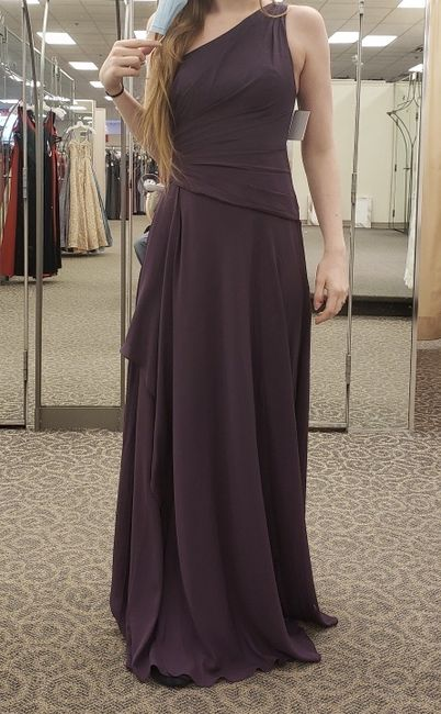 What do do when your bridesmaid dresses are awful 1