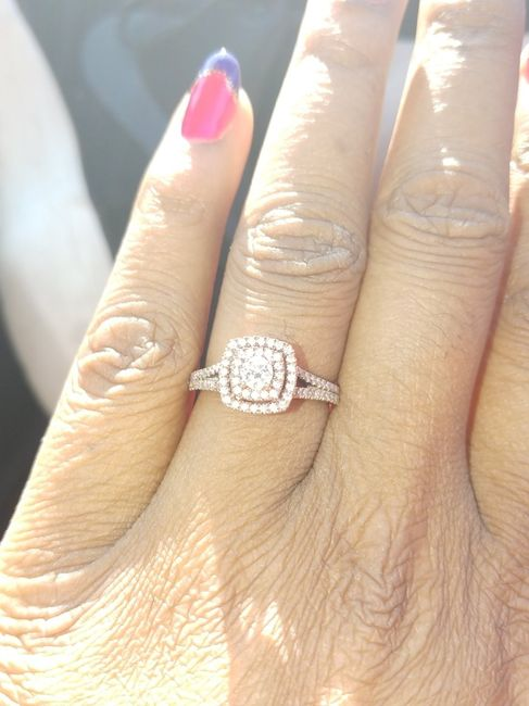 Brides of 2019!  Show us your ring! 16