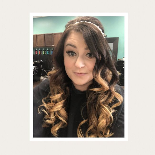 Hair trial 1