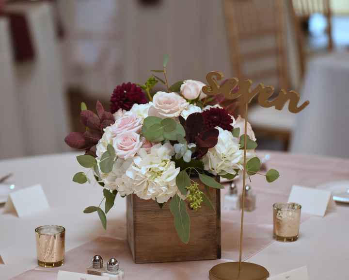 How to incorporate Wedding colors?! - 3