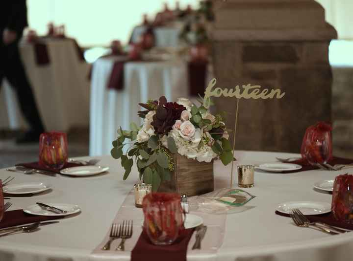 How to incorporate Wedding colors?! - 4