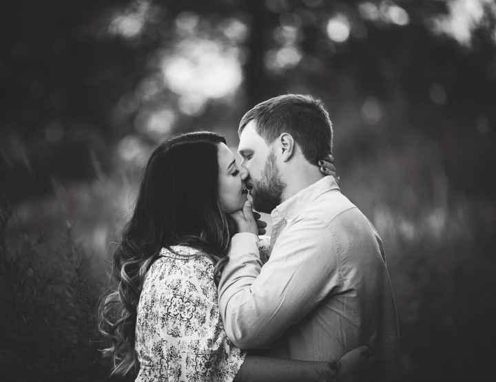 engagement pics - show me your favorite picture - 4