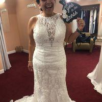 i said yes to the dress!! - 1