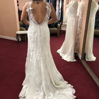 i said yes to the dress!! - 2