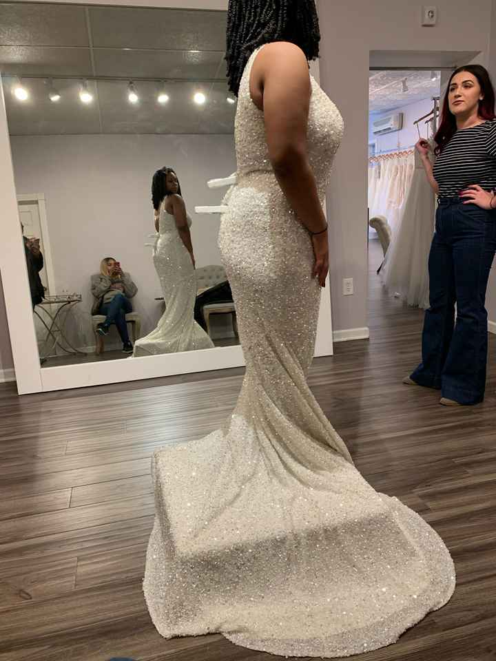 Thick Bride: Dress 2 Search - 2
