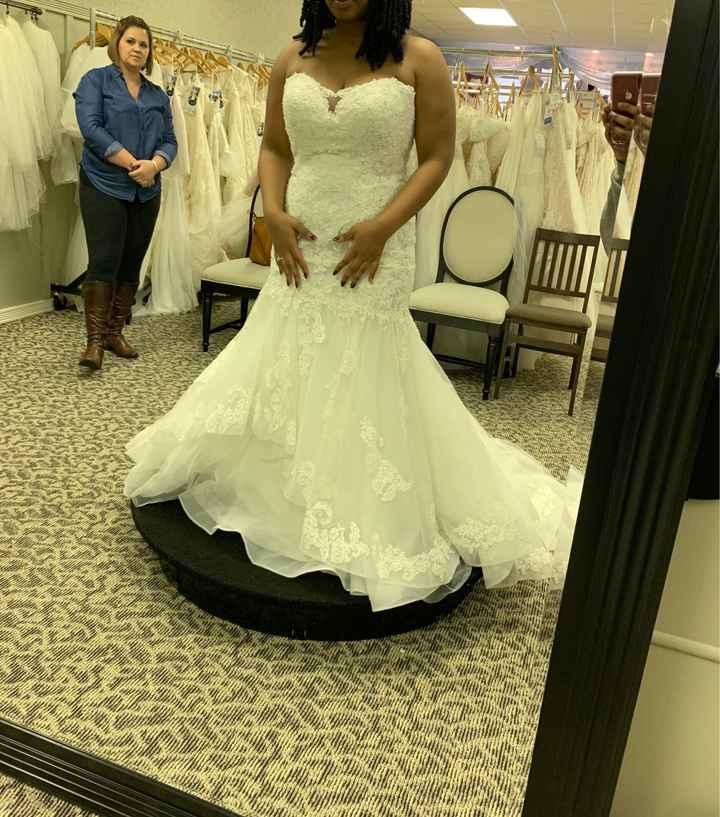 Thick Bride: Dress 2 Search - 3