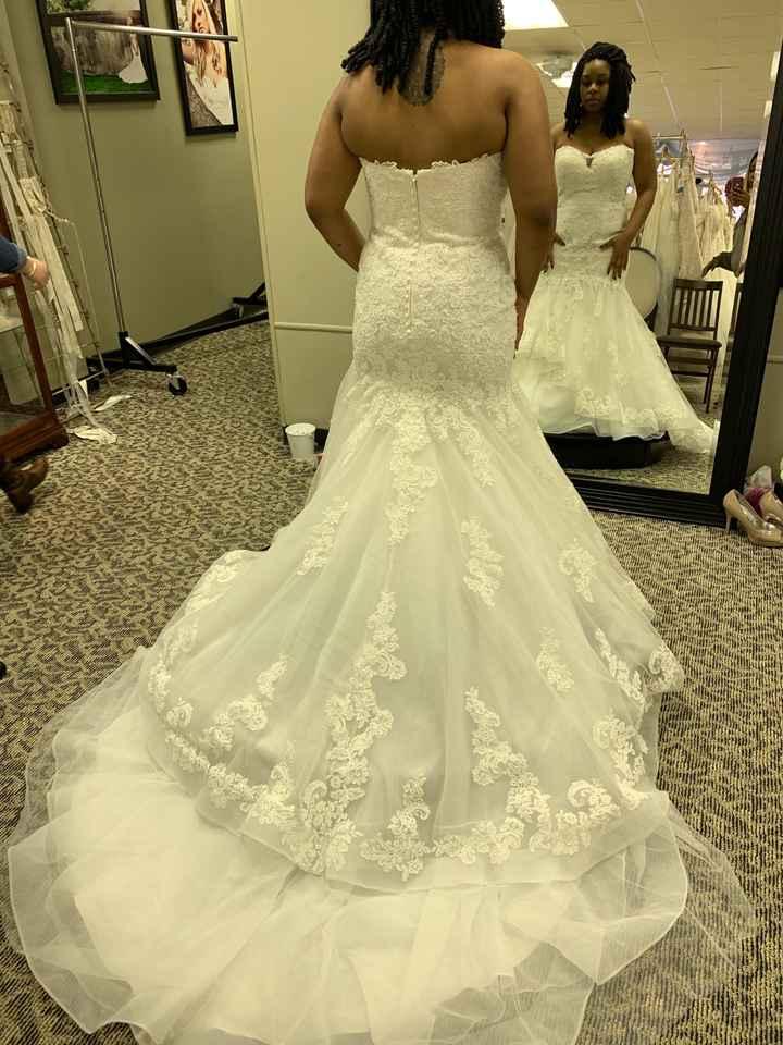 Thick Bride: Dress 2 Search - 4