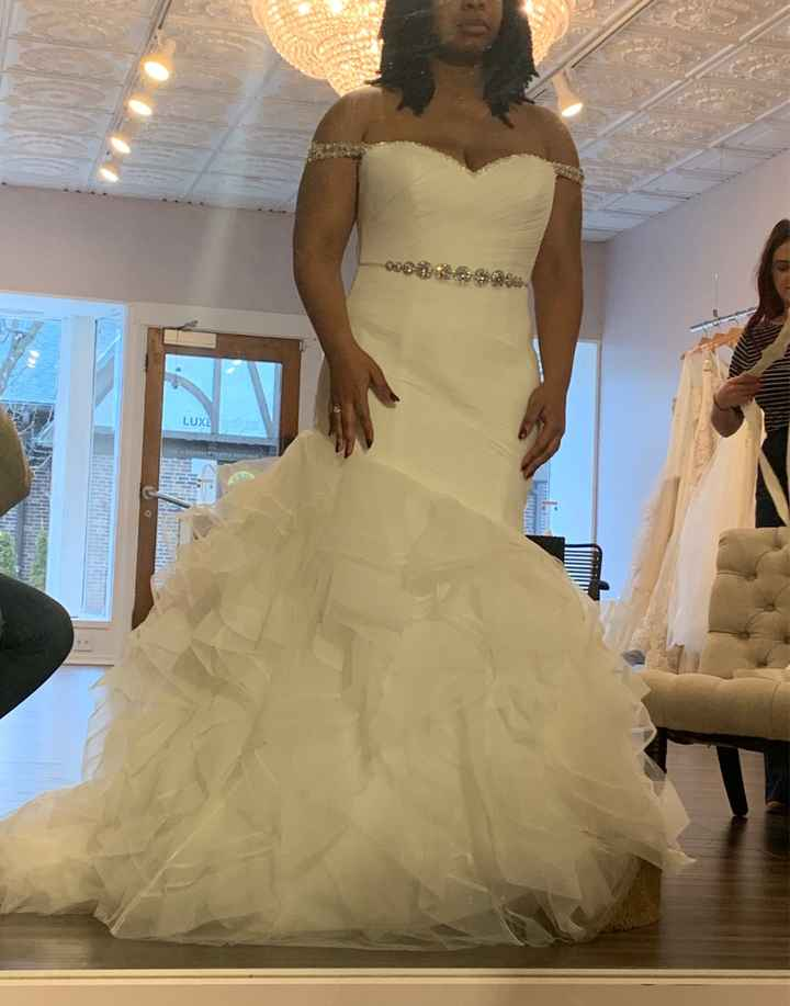 Thick Bride: Dress 2 Search - 5