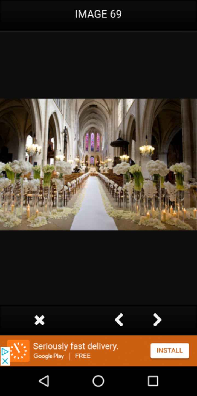 Church Decor For Ceremony