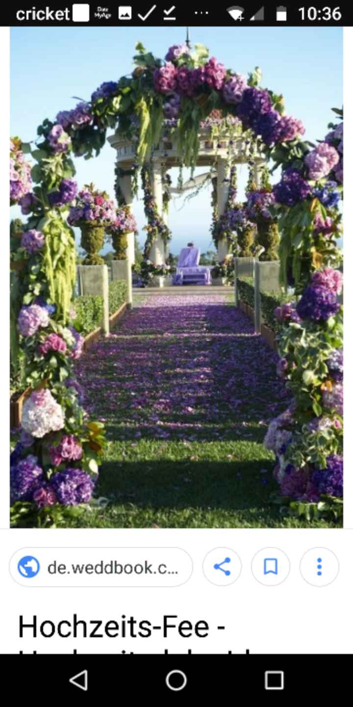 Arches for Ceremony