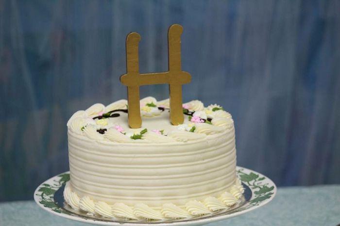 DIY or Pro: Cake Topper 5