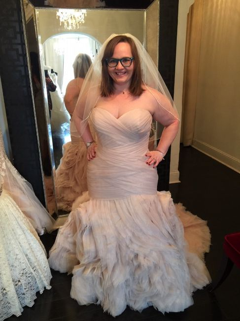Plus size brides 4