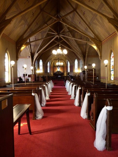 Where are you getting married? Post a picture of your venue! 16