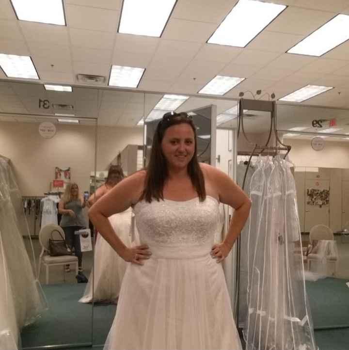 Calling plus size brides, show me your Dress