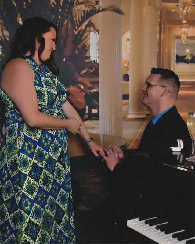 Proposal pictures!