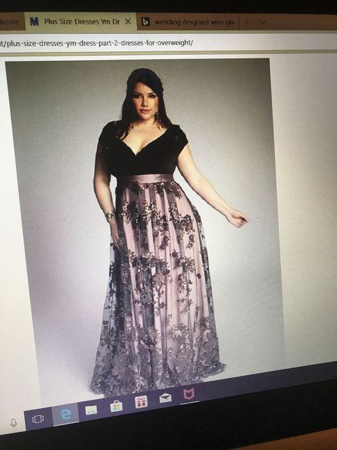 47d89e5dad5 Plus size bridesmaid dresses 1
