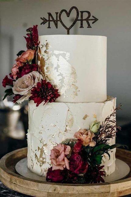 Wedding Cake Flavors 1