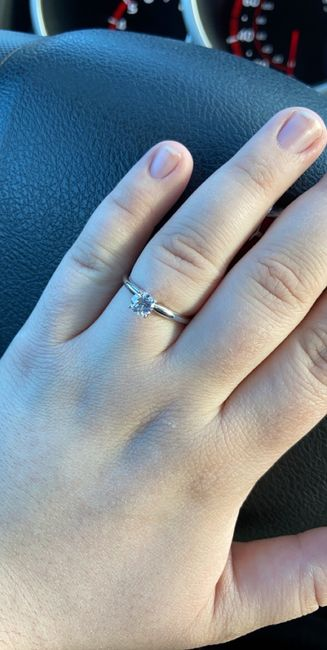 Brides of 2022! Show us your ring! 3