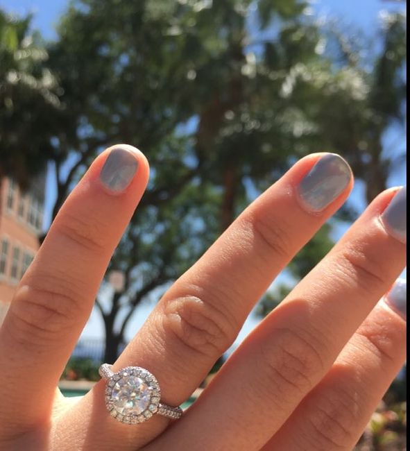 Brides of 2020!  Show us your ring! 10