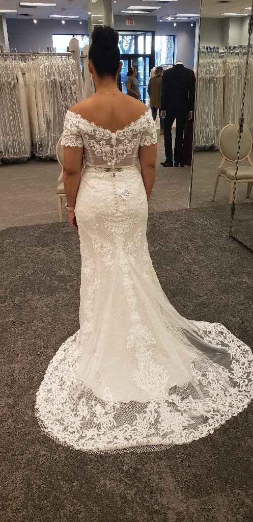 Wedding Dress Regret - 2