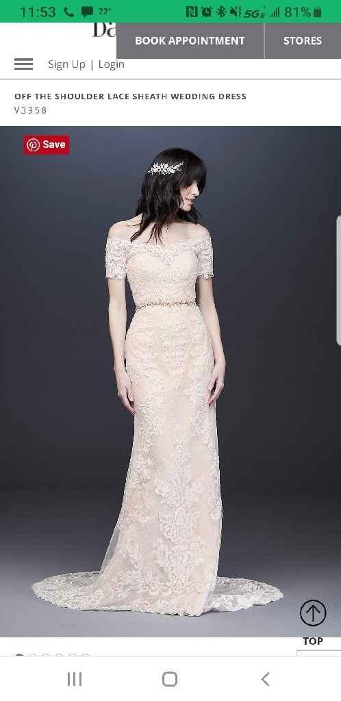 Wedding Dress Regret - 3