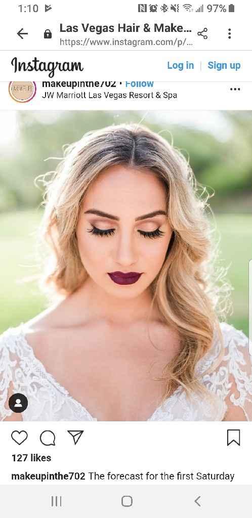 Dark Wedding Lipstick - 1