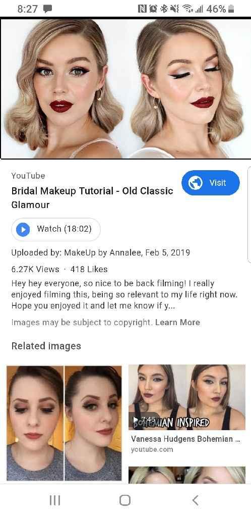 Dark Wedding Lipstick - 2