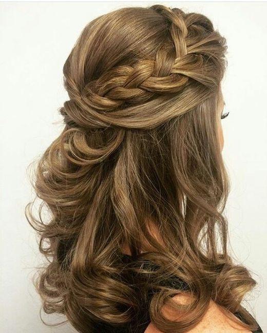 Half Up Half Down Hair Accessories With Veil Weddings Wedding