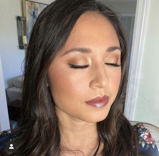 Makeup Trial #1 1