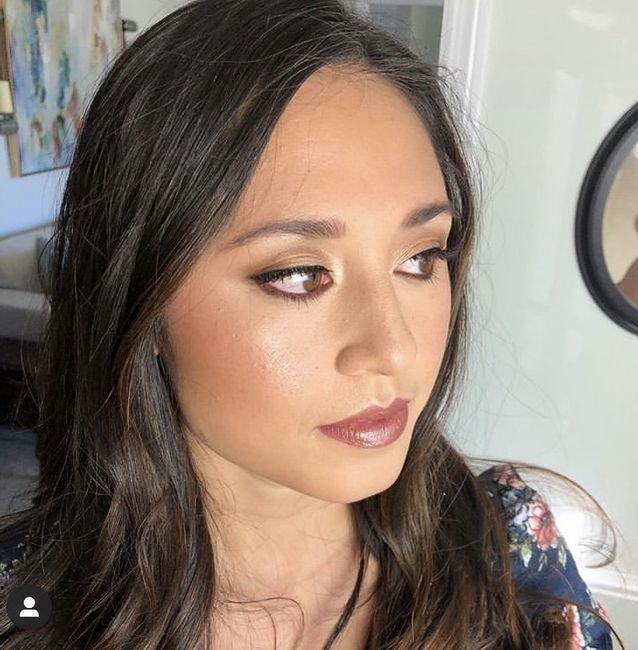 Makeup Trial #1 2