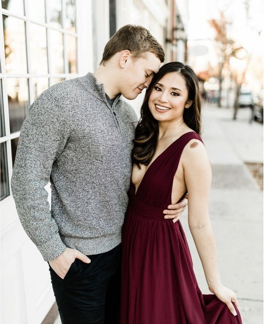 Engagements: pic heavy 10