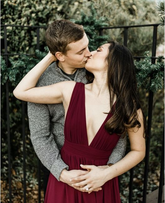 Engagements: pic heavy 12