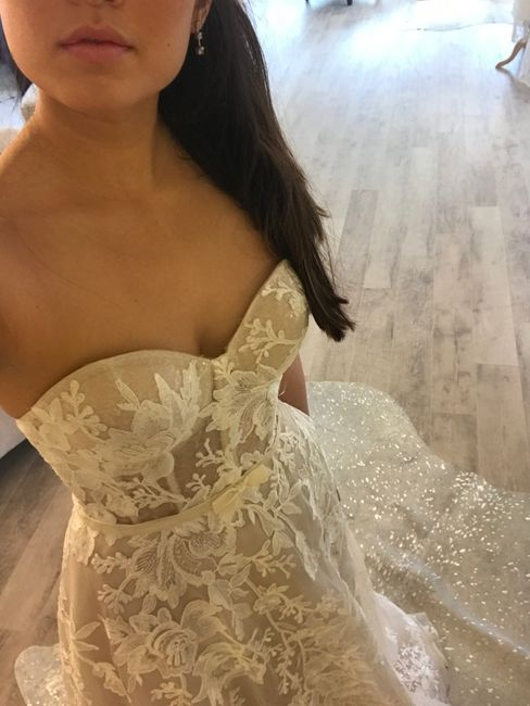 Said Yes to the Dress!! 2