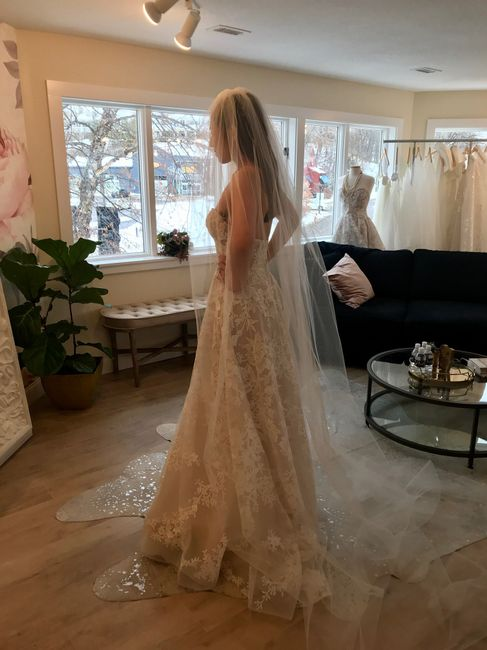 Said Yes to the Dress!! 4