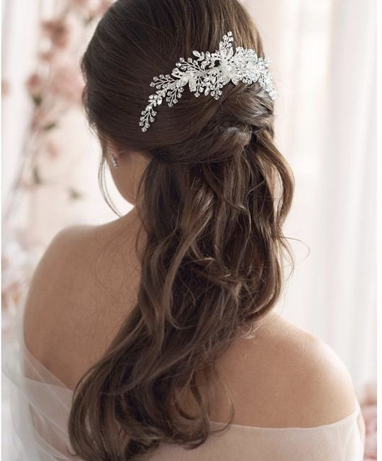 Share your bridal necklace & earrings 5